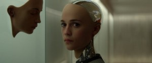 "Stills from ""Ex Machina."" Photo Credit: rottentomatoes.com"