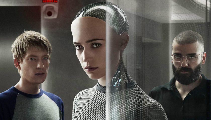 "She's Just Not That Into You: ""Ex Machina"" and Feminism in Sci-Fi"