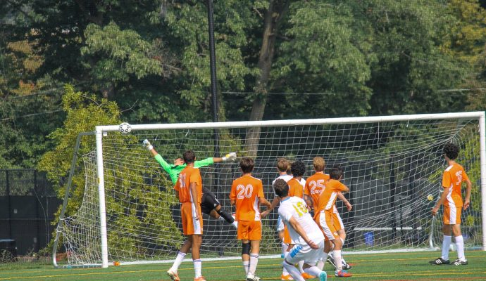 GFS Boys Soccer reaches first-ever state quarterfinal