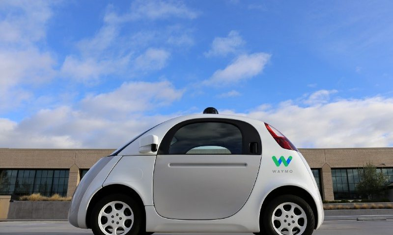 Waymo Aims Big with Self-Driving Cars