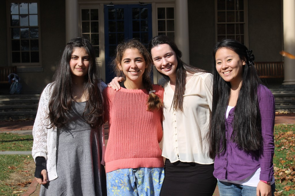 British Exchange Part 2: Four girls will travel to Winchester in January